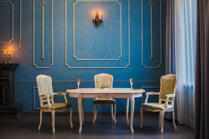 Стол Натали 4 и кресла Дебора 2