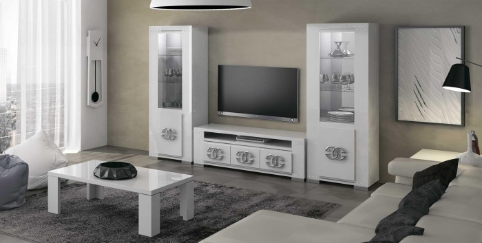 Elegance Diamond White Lux