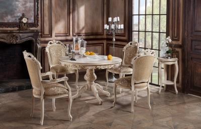 """Стол """"Ампир-К"""", кресло и стулья """"Ампир"""""""