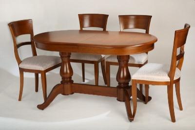 """Стол """"Грация"""" и стулья """"Версаль"""""""