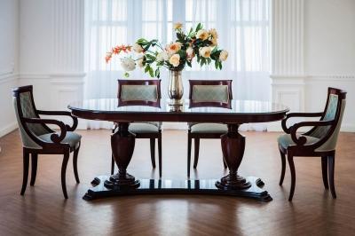 Стол Капри 2 и кресла Глори 2