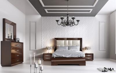 Спальня FRANCO CARMEN WALNUT